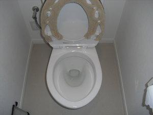 トイレ 詰り