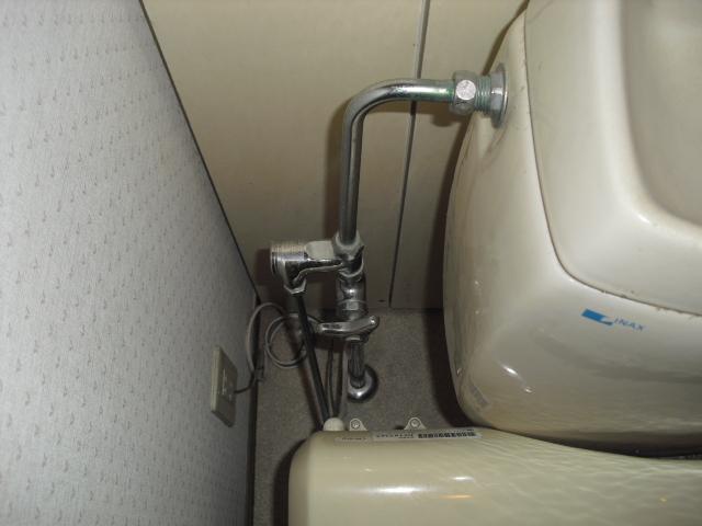 トイレ 便器 水漏れ