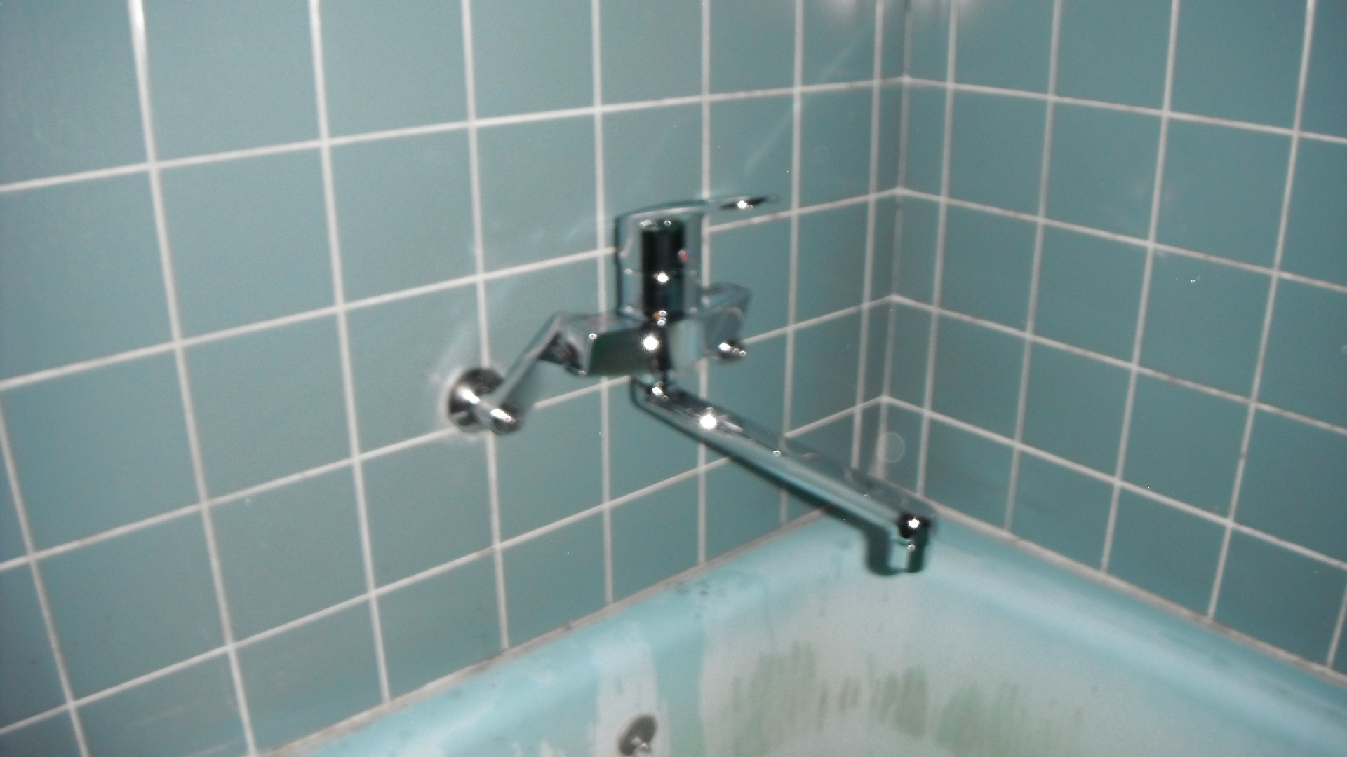 浴室の蛇口交換 福岡市東区