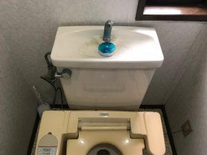 トイレ水がたまらない宗像市