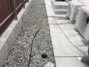 排水管高圧洗浄