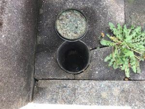 下水道のつまり