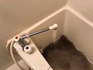 給水管のつまり
