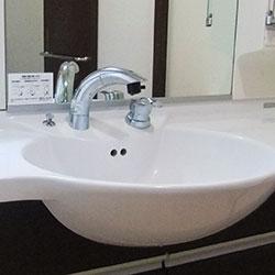 洗面所の排水詰まり・水漏れ・悪臭