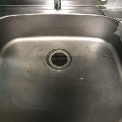 台所排水溝つまり