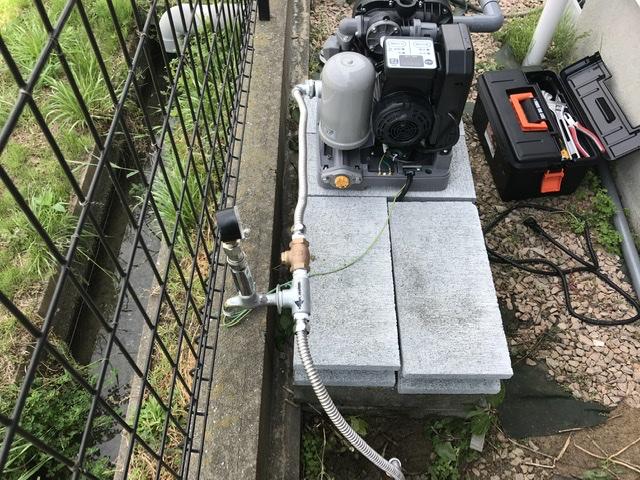 水道管 給水管 洗浄