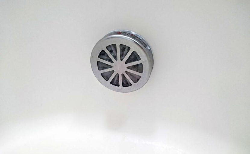 風呂釜の追い炊き配管洗浄