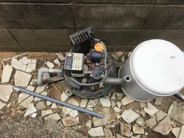 宗像市井戸ポンプ