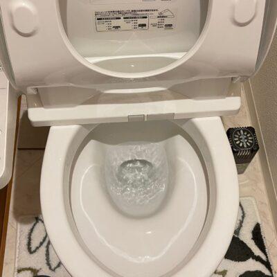 トイレの水つまり